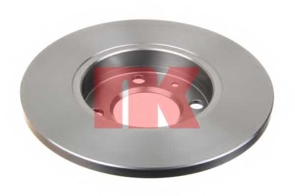 Тормозной диск NK 209933 - изображение 1