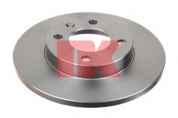 Тормозной диск NK 209933 - изображение