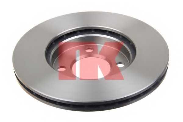 Тормозной диск NK 209934 - изображение 1