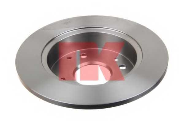 Тормозной диск NK 209939 - изображение 1
