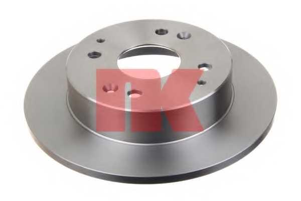 Тормозной диск NK 209939 - изображение
