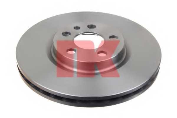 Тормозной диск NK 209942 - изображение 1