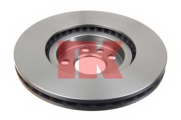 Тормозной диск NK 209942 - изображение