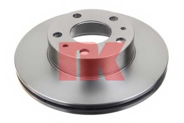 Тормозной диск NK 209945 - изображение 1