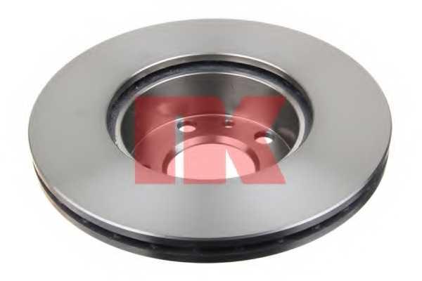 Тормозной диск NK 209945 - изображение