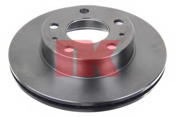 Тормозной диск NK 209946 - изображение 1