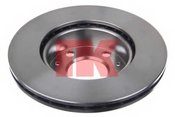 Тормозной диск NK 209946 - изображение
