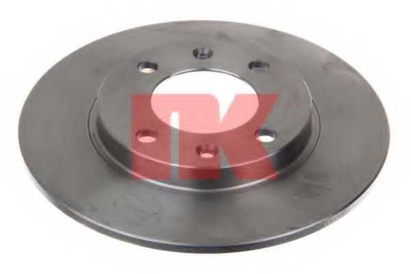 Тормозной диск NK 209947 - изображение 1