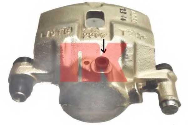 Тормозной суппорт NK 211405 - изображение
