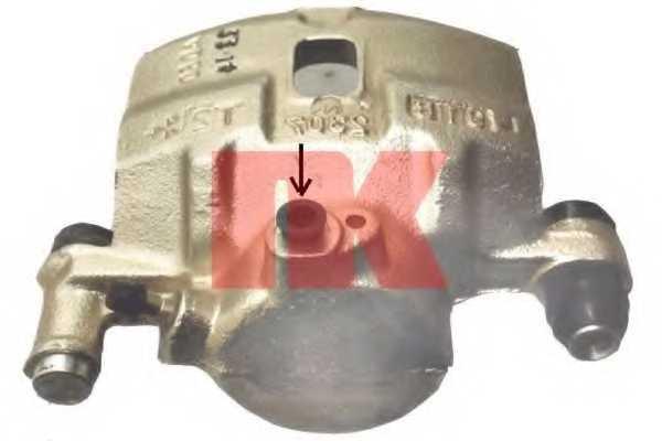 Тормозной суппорт NK 211406 - изображение