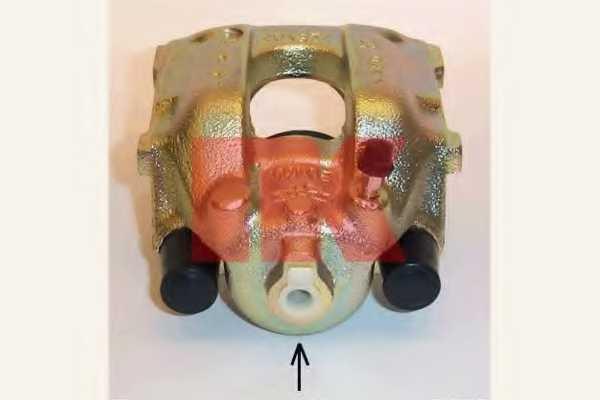Тормозной суппорт NK 2115175 - изображение