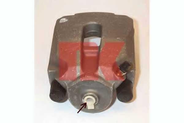 Тормозной суппорт NK 2115179 - изображение