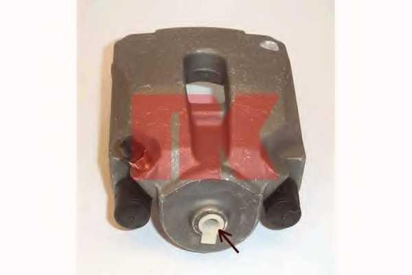 Тормозной суппорт NK 2115180 - изображение