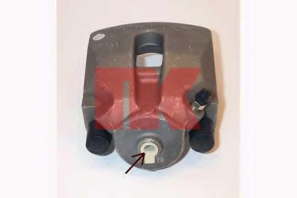 Тормозной суппорт NK 2115181 - изображение