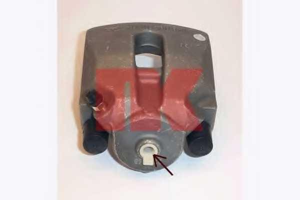 Тормозной суппорт NK 2115182 - изображение
