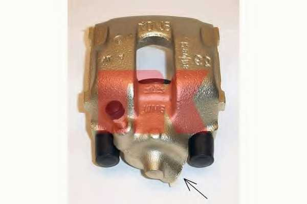 Тормозной суппорт NK 211552 - изображение