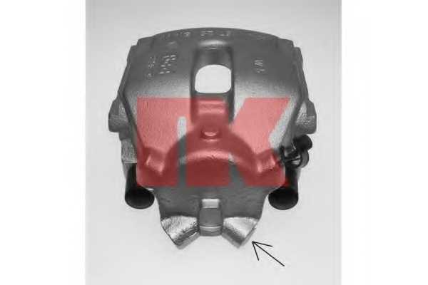 Тормозной суппорт NK 211553 - изображение