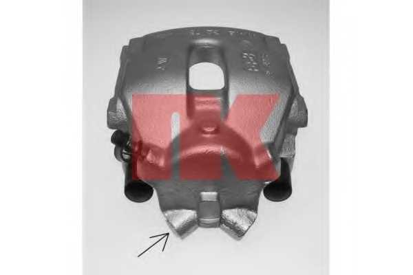 Тормозной суппорт NK 211554 - изображение