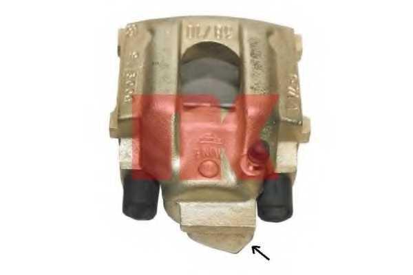 Тормозной суппорт NK 211573 - изображение