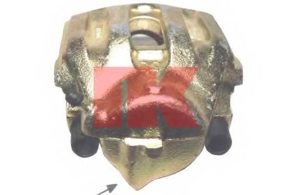 Тормозной суппорт NK 211579 - изображение