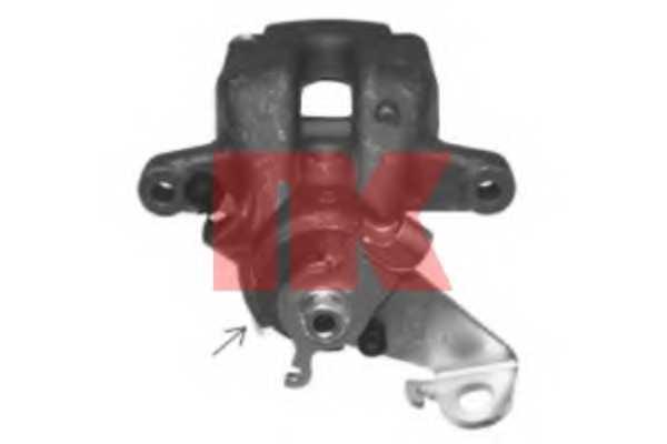 Тормозной суппорт NK 2119104 - изображение