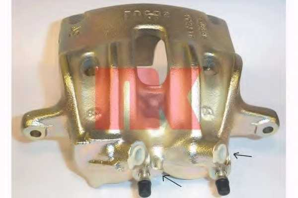 Тормозной суппорт NK 211954 - изображение