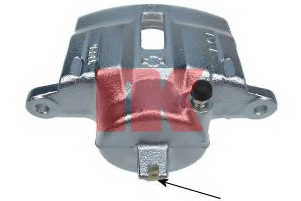 Тормозной суппорт NK 2122107 - изображение