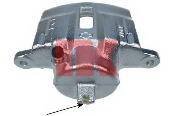 Тормозной суппорт NK 2122108 - изображение