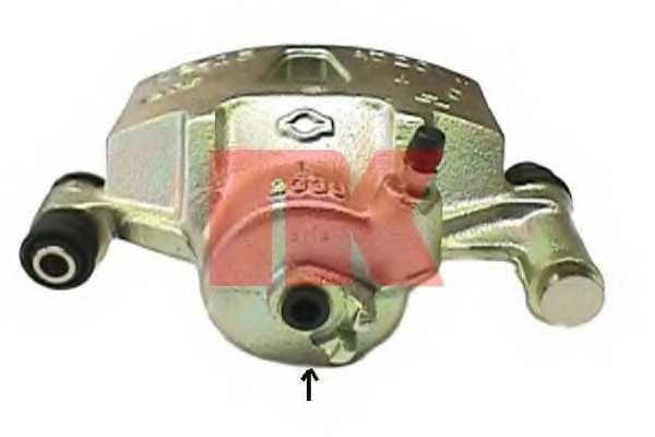 Тормозной суппорт NK 2122117 - изображение