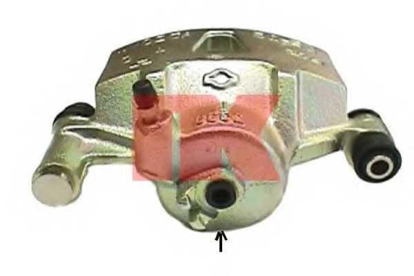 Тормозной суппорт NK 2122118 - изображение