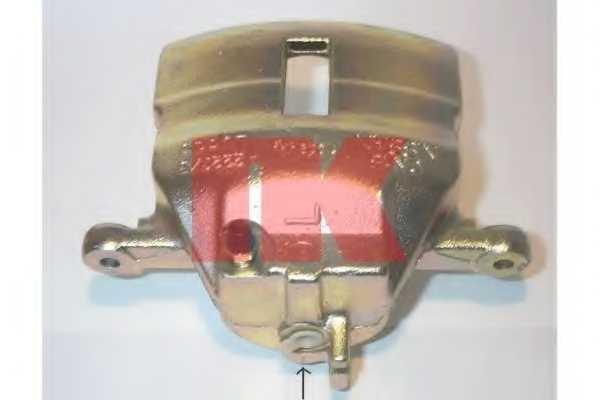 Тормозной суппорт NK 2122127 - изображение