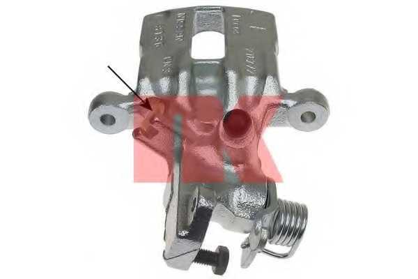 Тормозной суппорт NK 2122129 - изображение