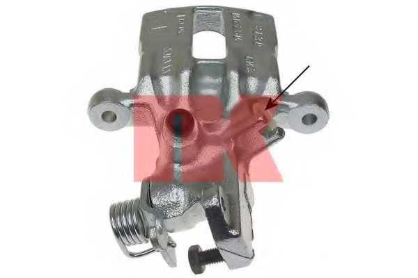 Тормозной суппорт NK 2122130 - изображение