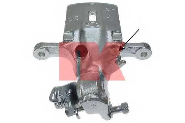 Тормозной суппорт NK 2122132 - изображение