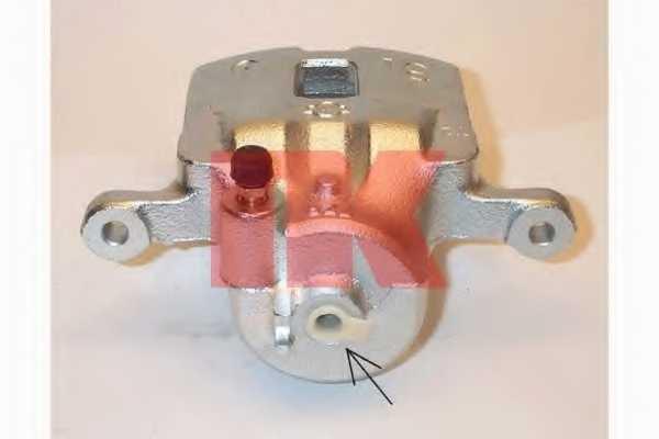 Тормозной суппорт NK 2122133 - изображение
