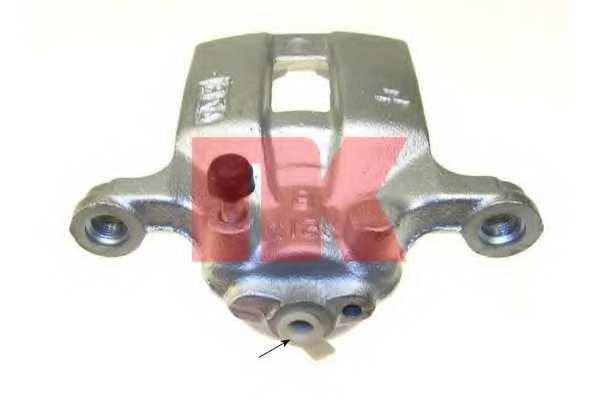 Тормозной суппорт NK 2122138 - изображение
