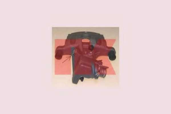 Тормозной суппорт NK 2122155 - изображение