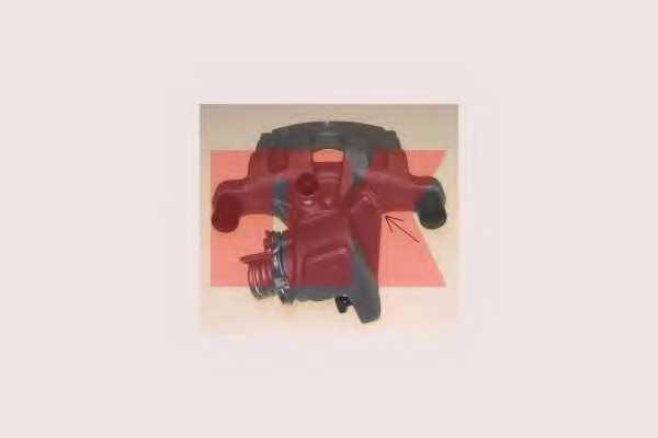 Тормозной суппорт NK 2122156 - изображение
