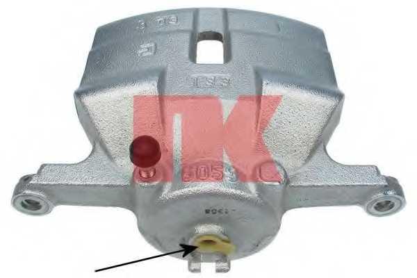 Тормозной суппорт NK 2122161 - изображение