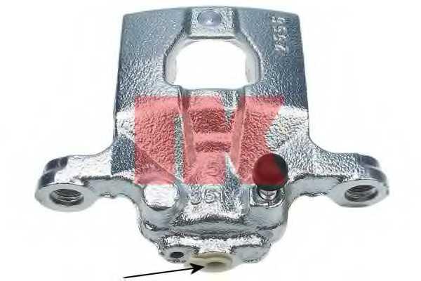 Тормозной суппорт NK 2122163 - изображение