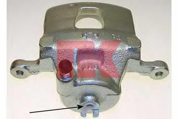 Тормозной суппорт NK 212247 - изображение