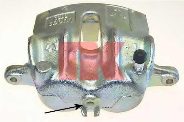 Тормозной суппорт NK 212263 - изображение