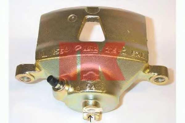 Тормозной суппорт NK 212293 - изображение