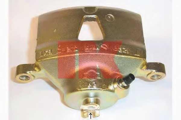 Тормозной суппорт NK 212294 - изображение