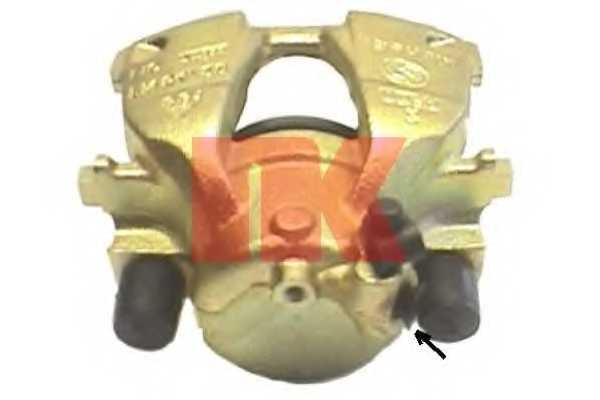 Тормозной суппорт NK 2123126 - изображение