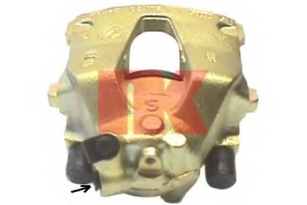 Тормозной суппорт NK 2123127 - изображение