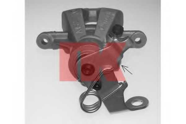 Тормозной суппорт NK 2123141 - изображение
