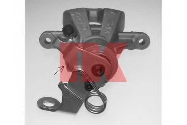 Тормозной суппорт NK 2123142 - изображение