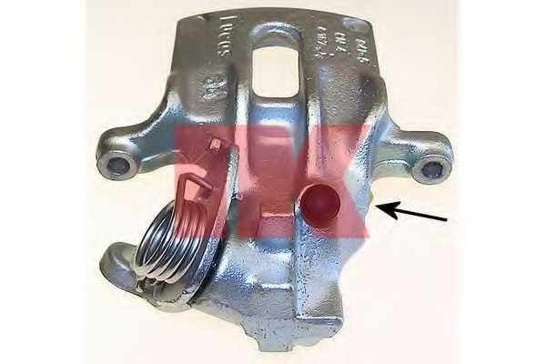 Тормозной суппорт NK 212375 - изображение