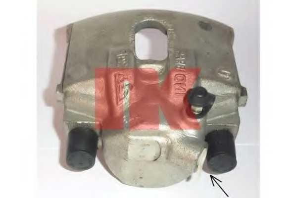 Тормозной суппорт NK 212392 - изображение